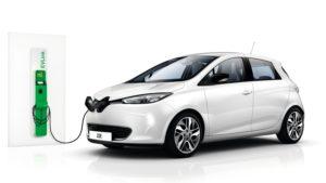 Autoveicolo elettrico