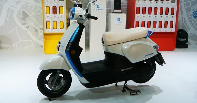 Motoveicolo elettrico