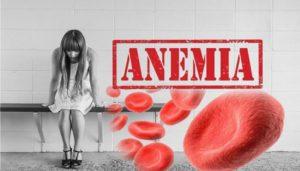Anemia Sintomi