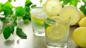 Acqua e Limone al Mattino