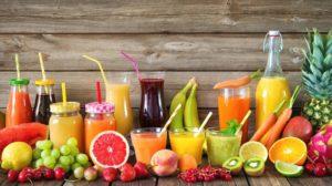 Frullati di frutta