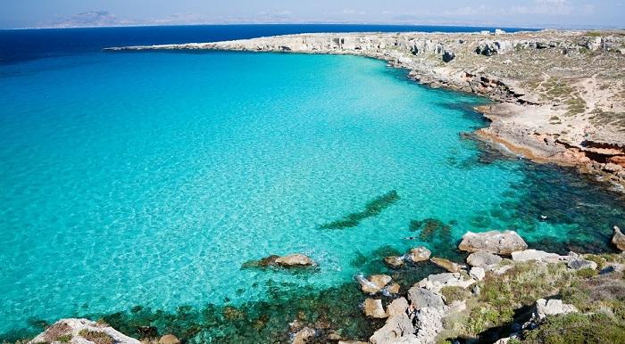 Favignana spiagge