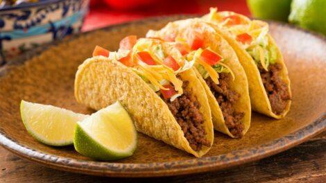 Tacos Ricetta