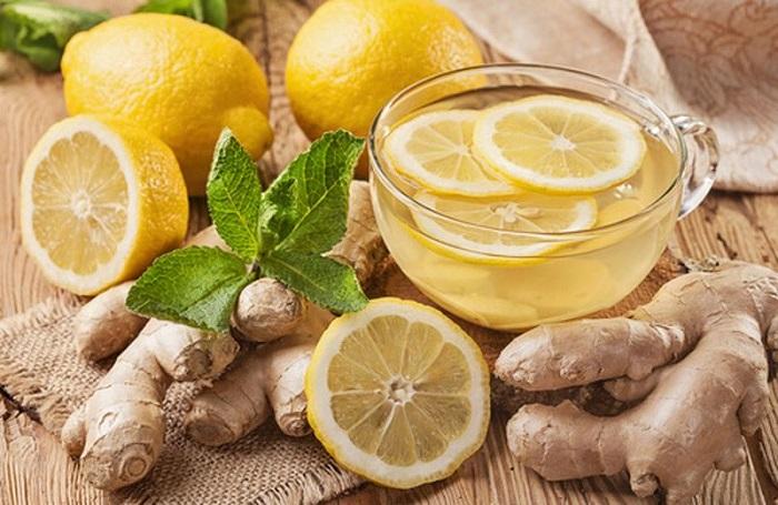 Tisane zenzero e limone